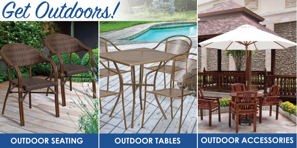 ... Sure To Check Out Http://BizChair.com . #Summer Style, No Sting.  #sorrybees #notsorry #getoutdoors Https://www.bizchair.com/restaurant Patio Furniture/  ...
