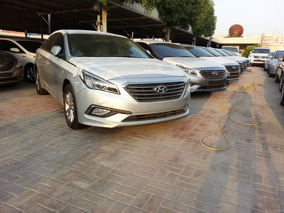 Dubai Shopper On Twitter Hyundai Sonata 2015
