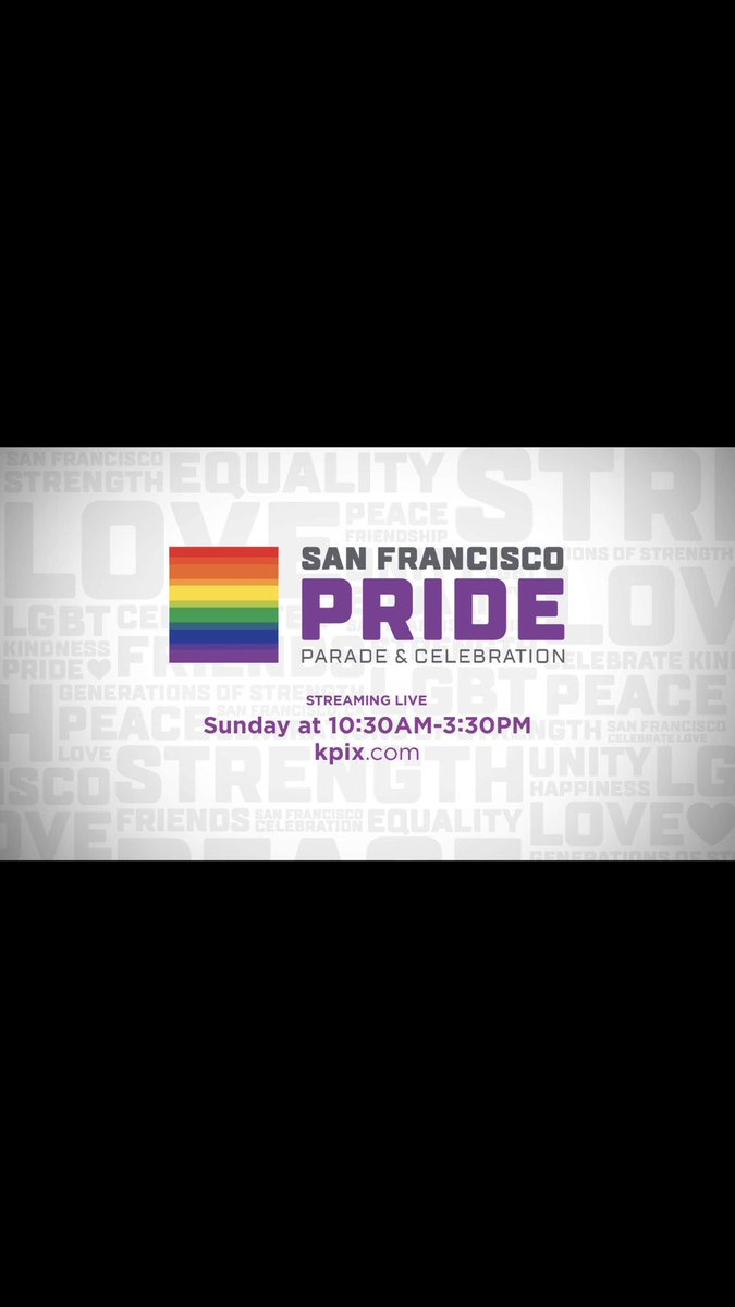 Liam Mayclem On Twitter Sfpride I Am Thrilled To Work