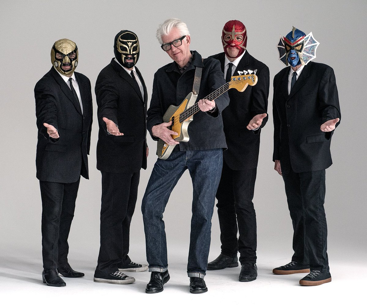 (Whats So Funny Bout) new wave icon Nick Lowe teaming with @LosStraightjacket? Theyll play Tuesday at @Musikfest Cafe at @ArtsQuest Center at @SteelStacks. Read a story previewing the show @mcall: bit.ly/2MG1yNj