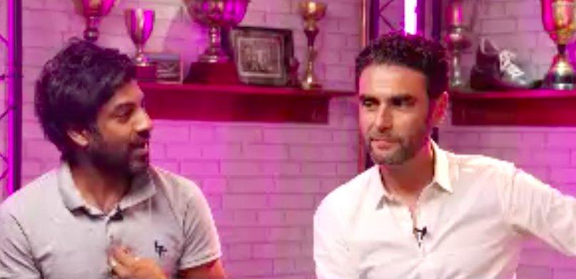 🇫🇷 @vikash_dhorasoo : 'Il faut se demander si Antoine Griezmann est vraiment heureux. Sur l'annonce de sa prolongation, je ne vois qu'une mise en scène triste' #FRAPER  👉 https://t.co/fxsiK2ndFs