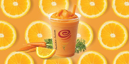 Did you know the smell of oranges can reduce stress? #NationalSmoothieDay #sweepstakes  https://t.co/xsHFgivvUy