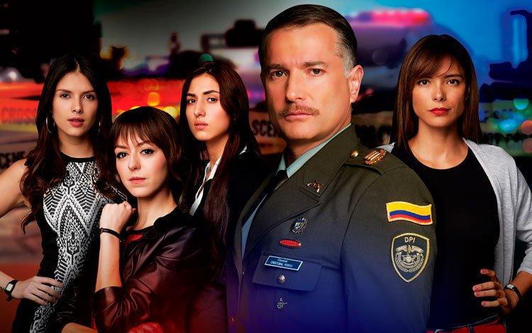 La Ley Secreta Caracol Television 2018 Mundo Latino