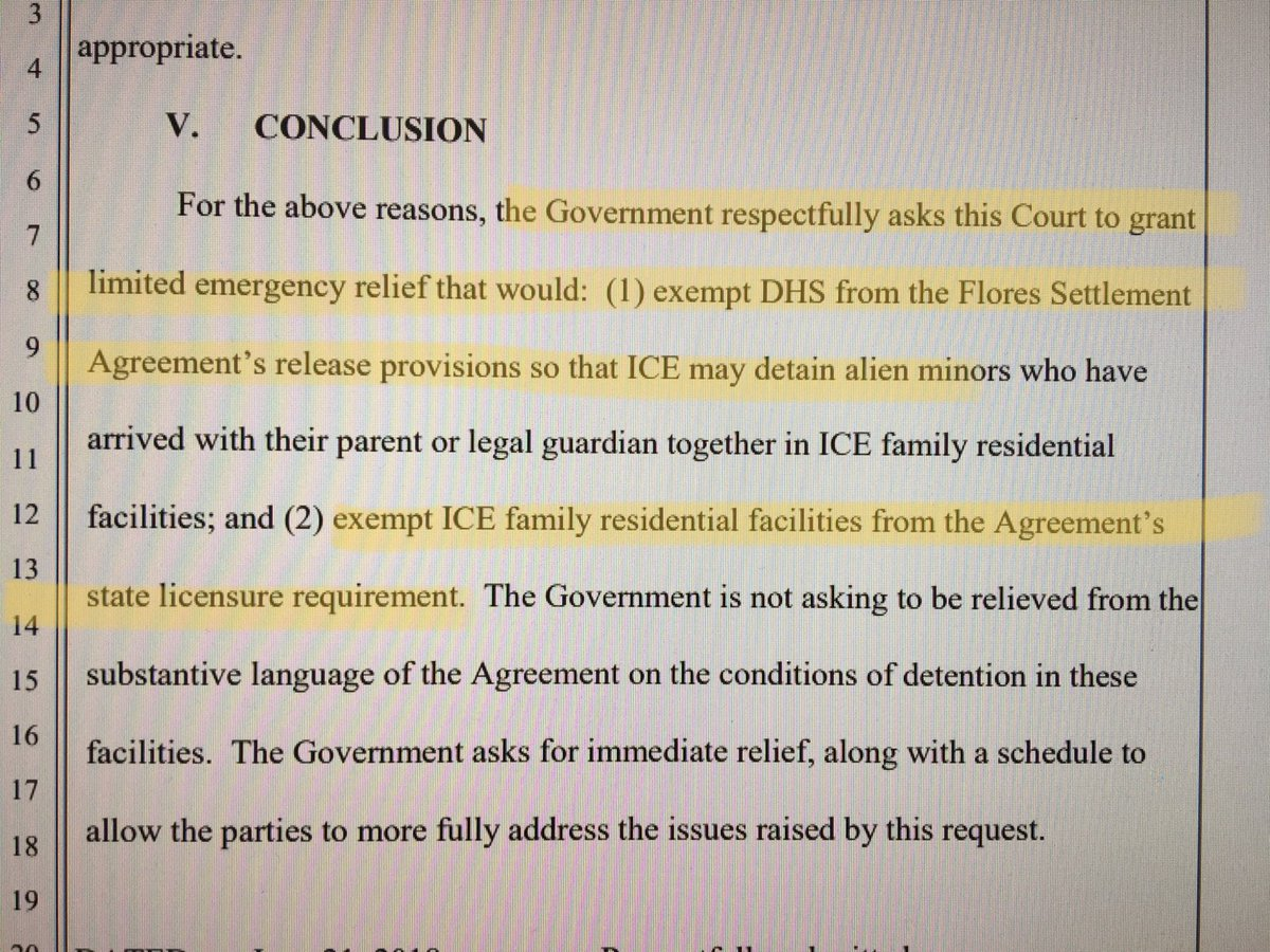 Alex Mensing On Twitter The Doj Is Asking For Emergency Relief