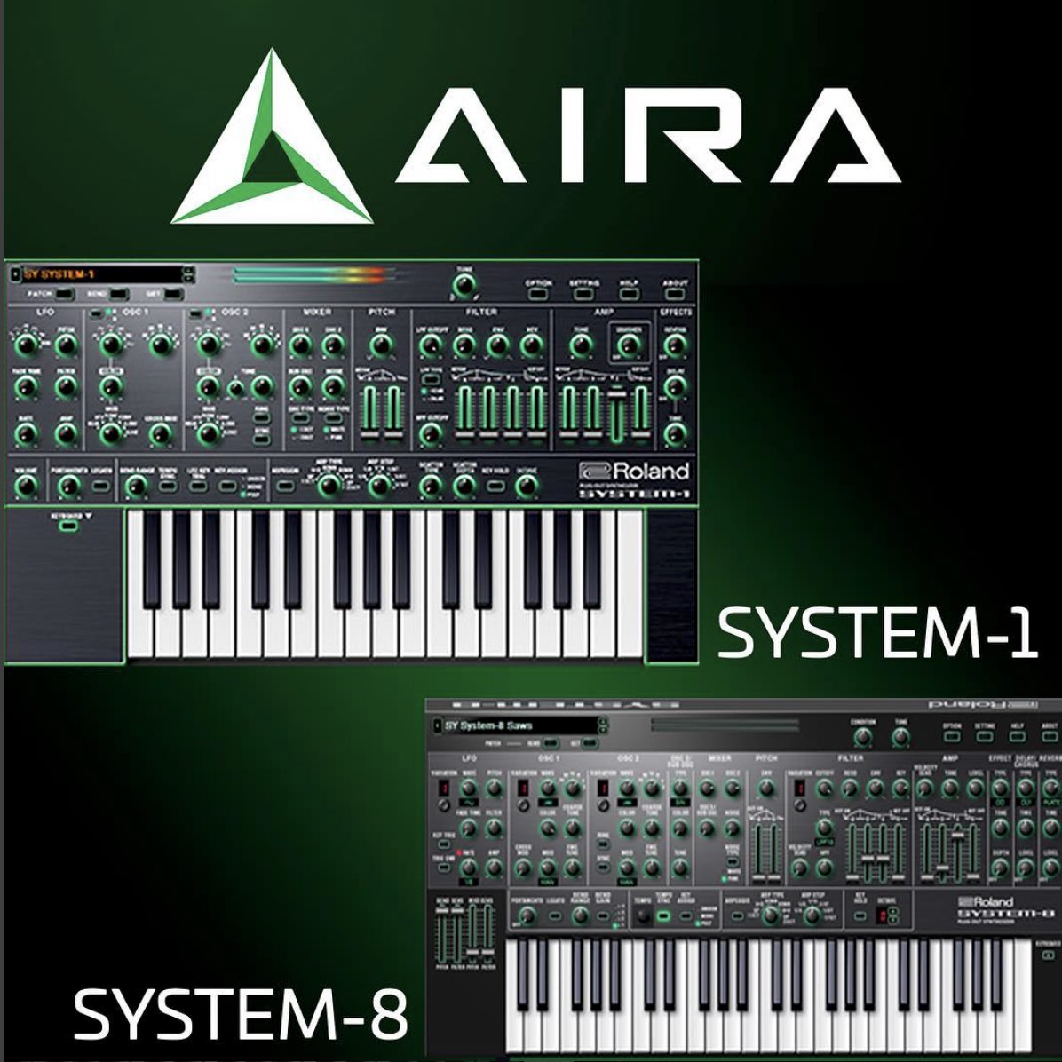 Inspired by the past, built for the future- amazing-sounding Roland ACB synths with a familiar workflow   https:// goo.gl/TZdgUz  &nbsp;  <br>http://pic.twitter.com/HRc0MIEnHA