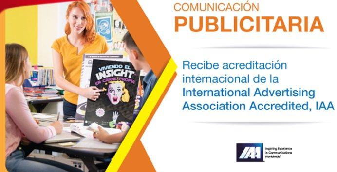 Publicidad con sello internacional - UAO