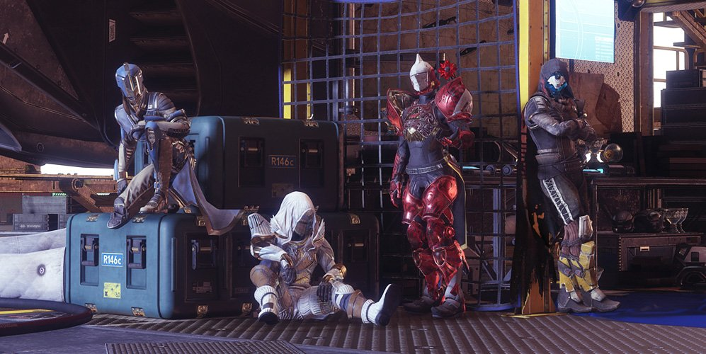 This week at Bungie, we welcome back the Factions. bungie.net/en/Explore/Det…