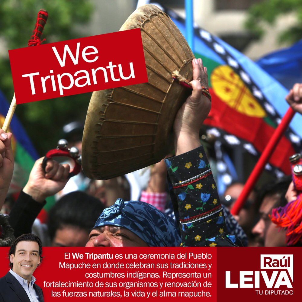 Raul Leiva On Twitter We Tripantu Bienvenido El Ano Nuevo