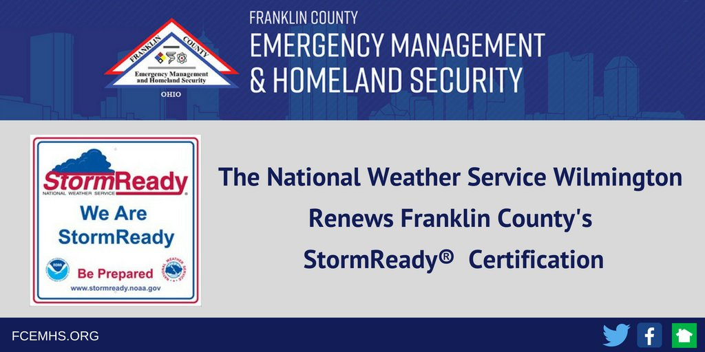 Franklin County Emergency Management on Twitter: \