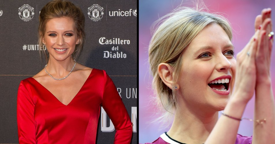 Rachel Riley will present countdown naked if England win the world cup. Fans have gone into meltdown after a picture circulated on Twitter. ladbible.com/entertainment/…