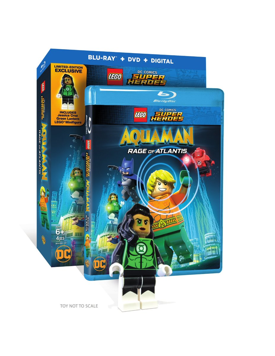 AquamanRageofAtlantis hashtag on Twitter