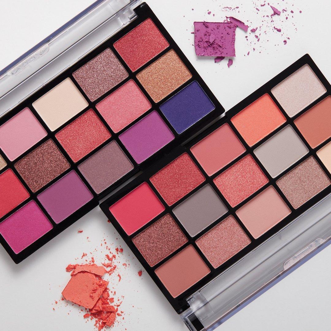 Znalezione obrazy dla zapytania MUA Cosmetics Cosmic Vixen Palette