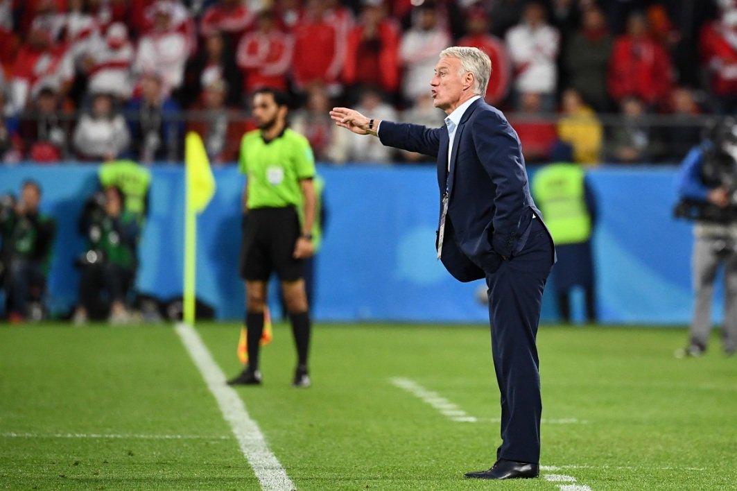 Equipe de France: Deschamps l'annonce, les Bleus ne mettront pas 'des 5-0' https://t.co/ZHbE1U53fX
