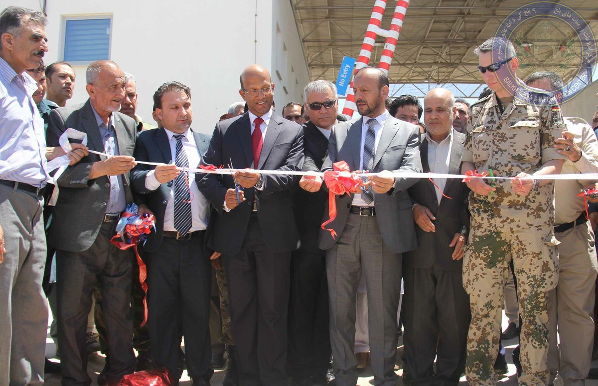 India has been a reliable & generous development partner of AFG. Thank you Amb Kumar 4 inaugurating the construction of Balkh cricket ground & airport road projects. We would like to see our ties deepen & expanded in different spheres includ/ trade & investments under your tenure