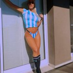 Image for the Tweet beginning: Sol Pérez, Flor Marcasoli y