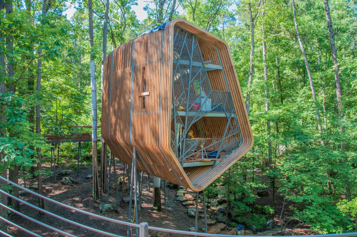 Tree House Opening On June 30! Make Plans To Come To Our Celebrate Summer  Day