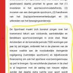 Image for the Tweet beginning: @SportraadAdam @simonekukenheim @AgeethTelleman @fbarend @Molfers
