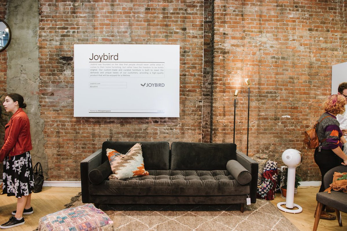 Joybird Furniture On Twitter Join Us At Home Our Pop Up In Partnership With Thisopene Nyc Has Been Extended Until June 29th