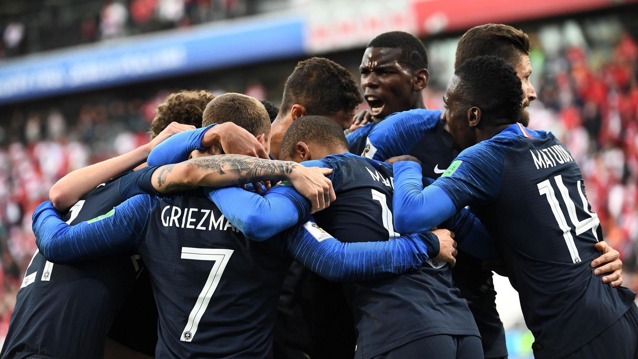 Kịch bản nào cho bảng C của tuyển Pháp đêm nay?