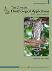 Have you checked out the latest issue of the Condor lately? New #ornithology articles are being published every week! bioone.org/toc/cond/120/2