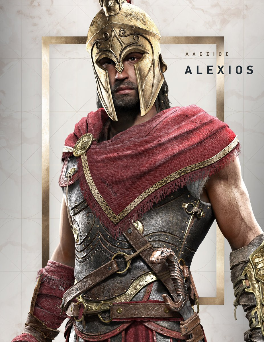Towcb 6 Year Anniversary On Twitter News Coming From The Reddit Ama All Physical Copies Of Assassin S Creed Odyssey Will Have Reversible Covers Featuring Alexios On One Side And Kassandra