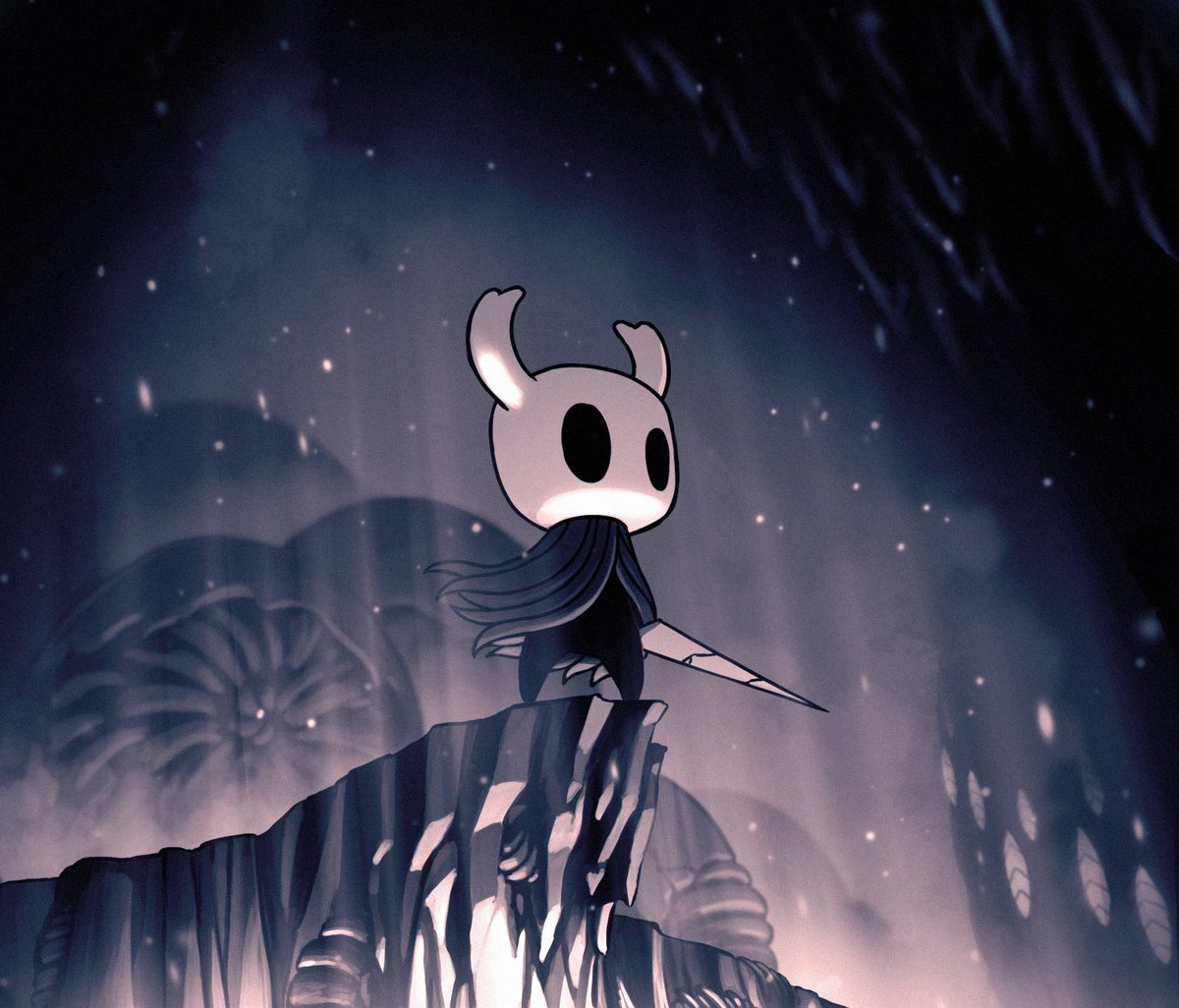 I realize there is no shortage of excellent #metroidvania games on the #nintendoswitch - but if my first 3 hours are any indication, in a sea of excellence, #HollowKnight is still exceptional. Beautiful presentation and gameplay. Love Metroid? Play it now.<br>http://pic.twitter.com/c1Wny5m3HR