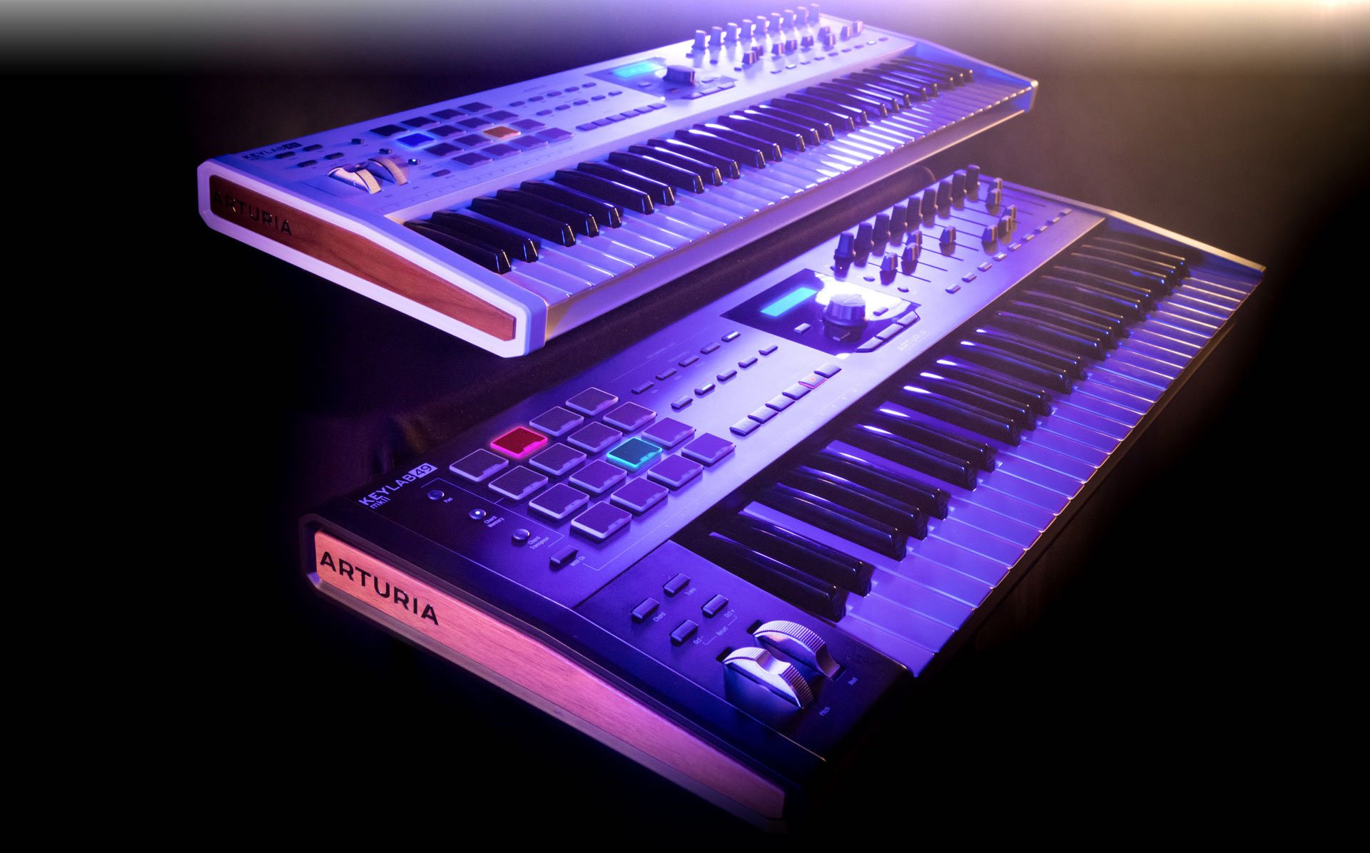 Reloaded twaddle – RT @EM_Magazine: @ArturiaOfficial has released the Keylab MKII controller keyboa...