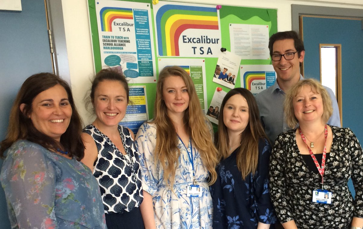 Time to say goodbye & good luck to our first School Direct PGCE students, all taking up their first teaching position in September. We're so proud to have helped you become inspirational teachers. #traintoteach @getintoteaching @bathspa_ife @BristolUni @StJohnsMarlb @FHSBristol