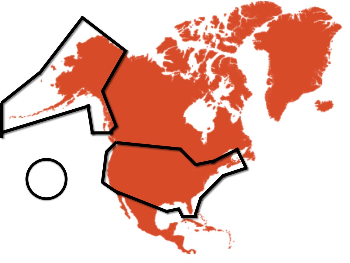 New wall proposals are coming in....  Isolationist much?  (now I remember why I hated cartography classes) <br>http://pic.twitter.com/pUPiSY5gwn