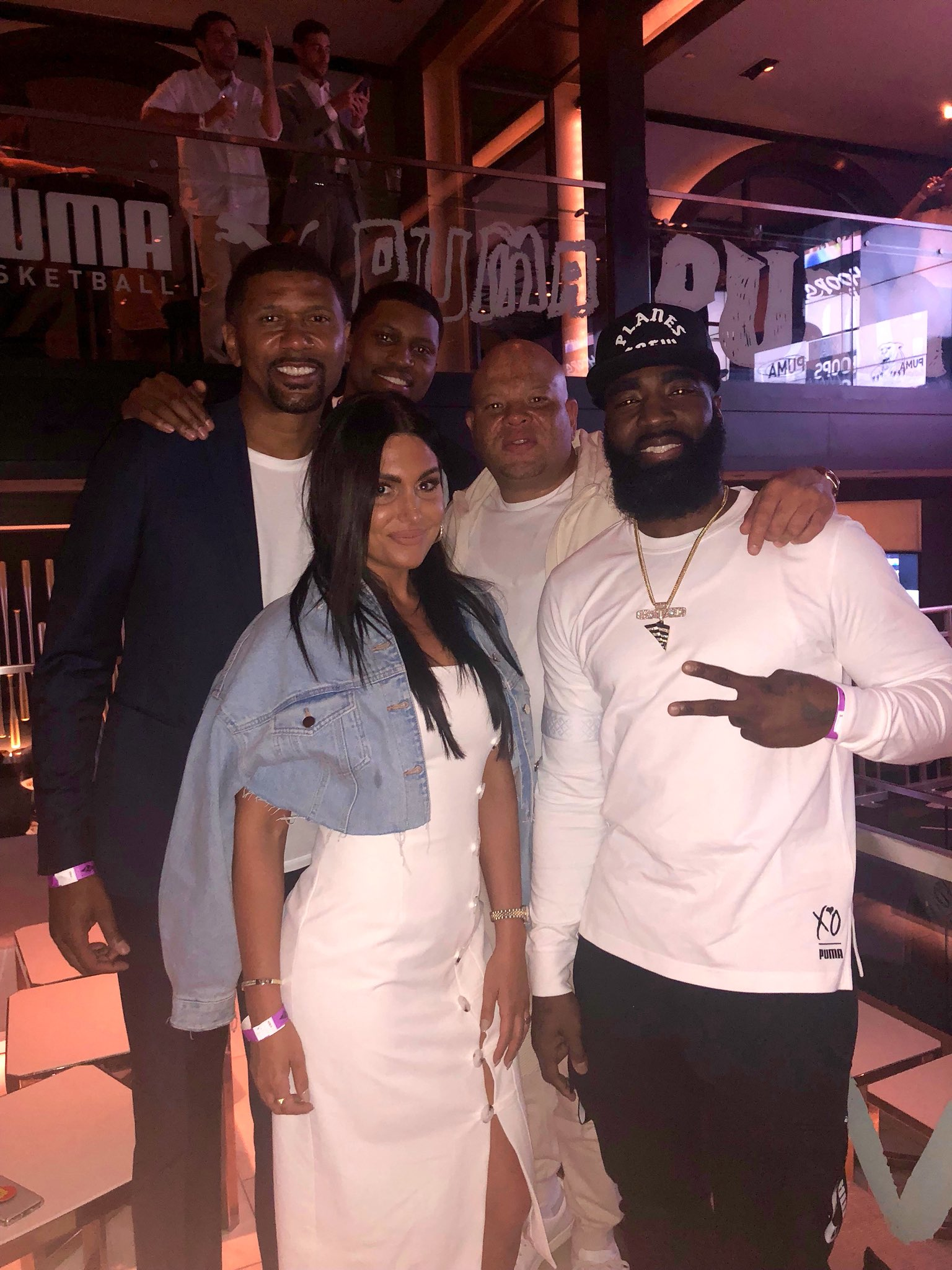 Molly Qerim Rose On Twitter Good Times At The PUMA