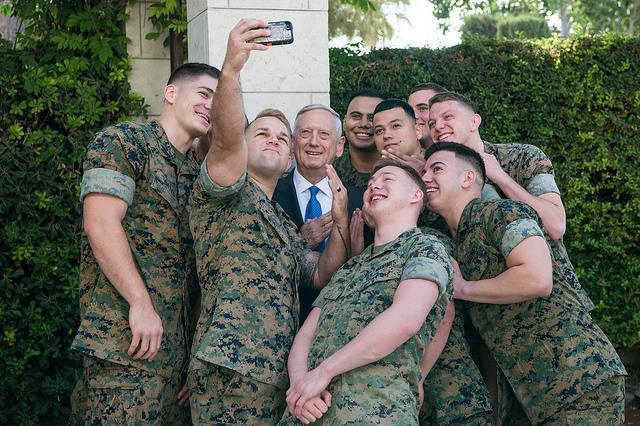 Can anyone beat this selfie? #NationalSelfieDay