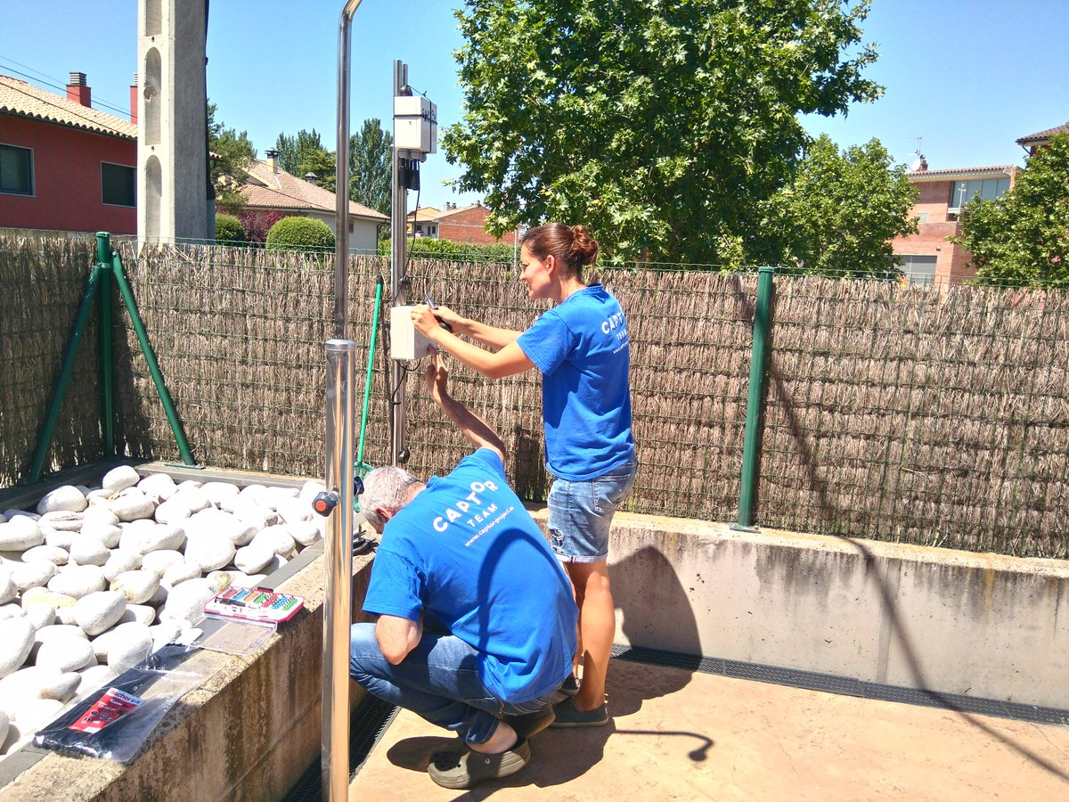 test Twitter Media - Today we have installed #CaptorProject devices for the #CitizenScience campaign to measure ozone pollution in the volunteers houses in Osona, one of the most affected regions in Catalonia (Spain) https://t.co/y8I5iO77XJ