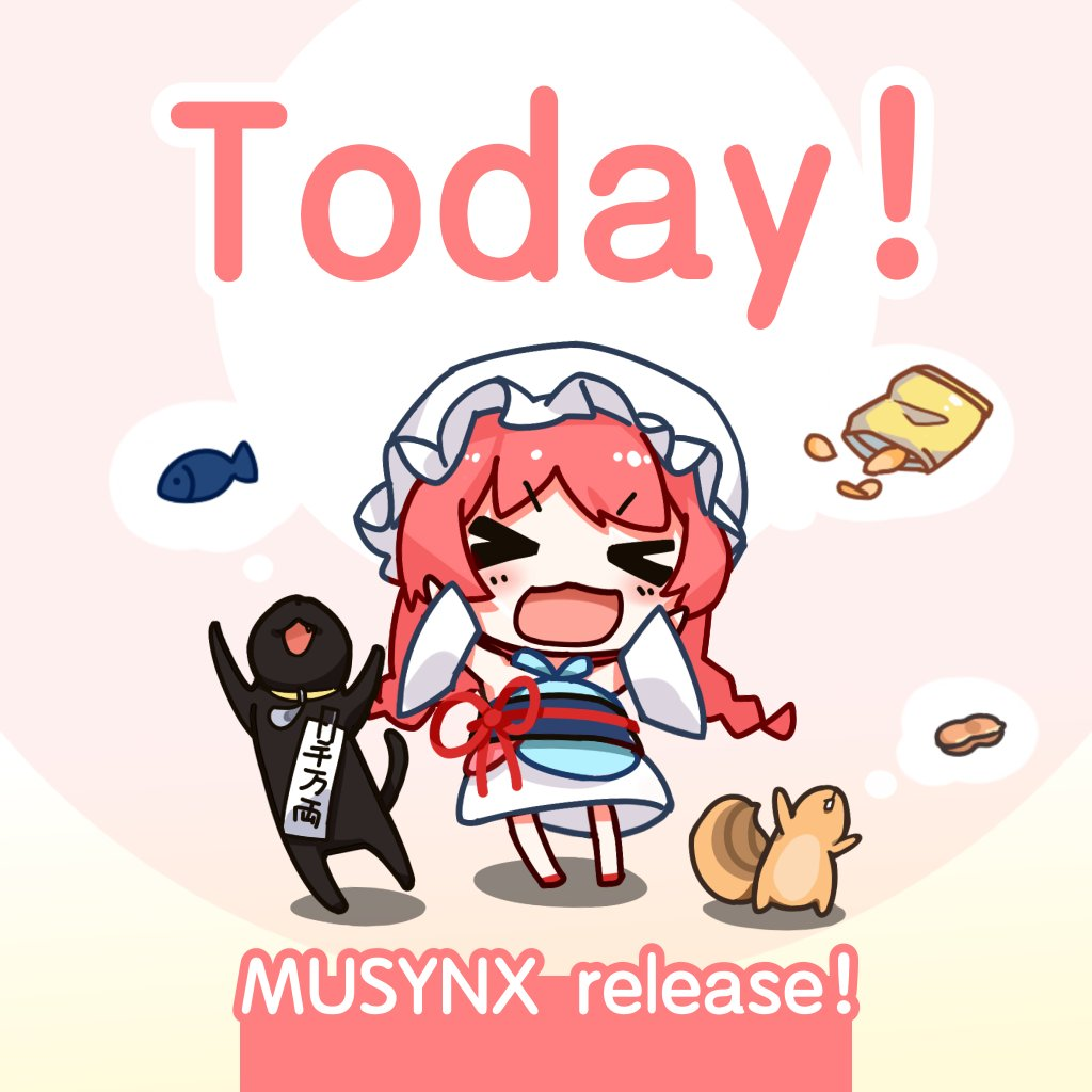 Hi! MUSYNX is out now on US #Nintendo #eShop &amp; US #Playstation Store for #Playstation4 and Playstation Vita!  Download now~ #Switch  http:// bit.ly/M_Switch  &nbsp;   #PS4  http:// bit.ly/M_PS4  &nbsp;   #Vita   http:// bit.ly/M_Vita  &nbsp;    @acttilmedia @MUSYNC_official  #RhythmGames #Vocaloid #Keysound<br>http://pic.twitter.com/NBq15oObuH