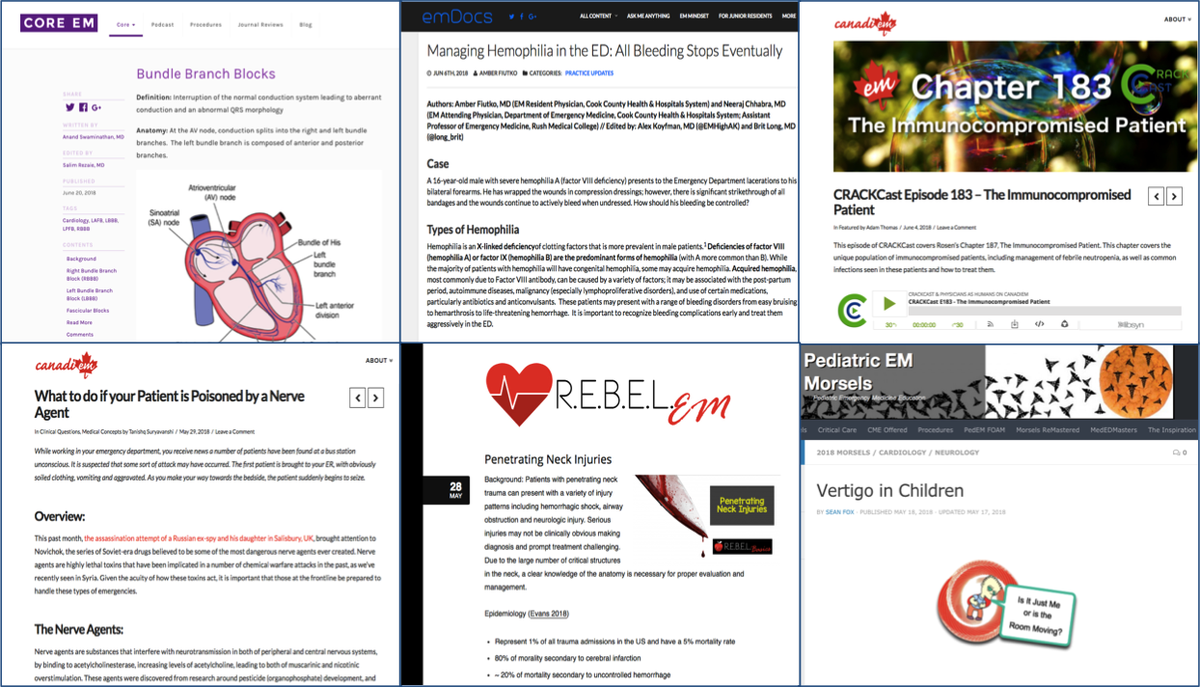 New material on  http:// iLearnEM.com  &nbsp;   ! BBBs, Hemophilia in the ED, Immunocompromised Pts, Nerve Agent Poisoning, Penetrating Neck Injuries &amp; Peds Vertigo! #FOAMed<br>http://pic.twitter.com/h5KX9MrjqG