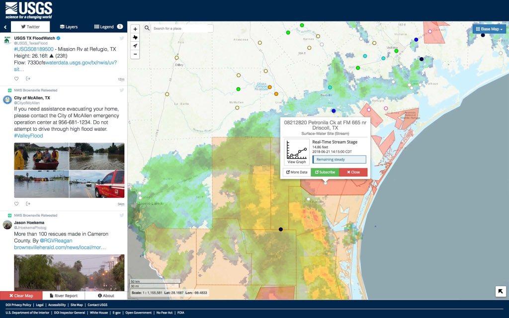 USGS Texas on Twitter:
