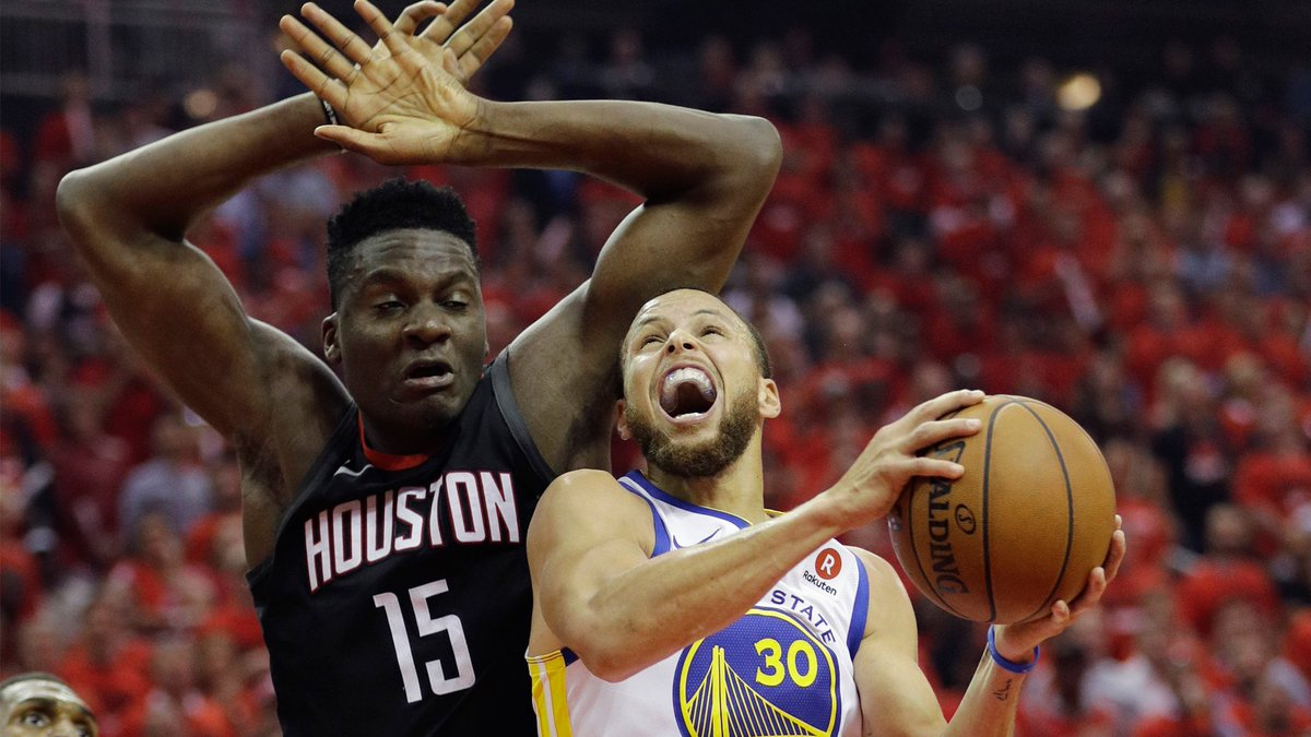 Warriors GM Bob Myers looks into his crystal ball, predicts what the NBA game will look like in five years... bit.ly/2IbuCJ4