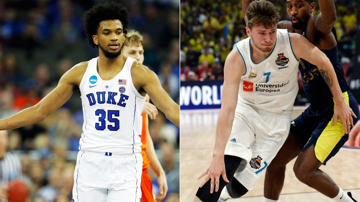 Have the @SacramentoKings locked in on their pick at No. 2? What will the @Warriors do on their quest for a three-peat? Insider @James_HamNBCS reveals his final 2018 NBA Mock Draft bit.ly/2torXGp