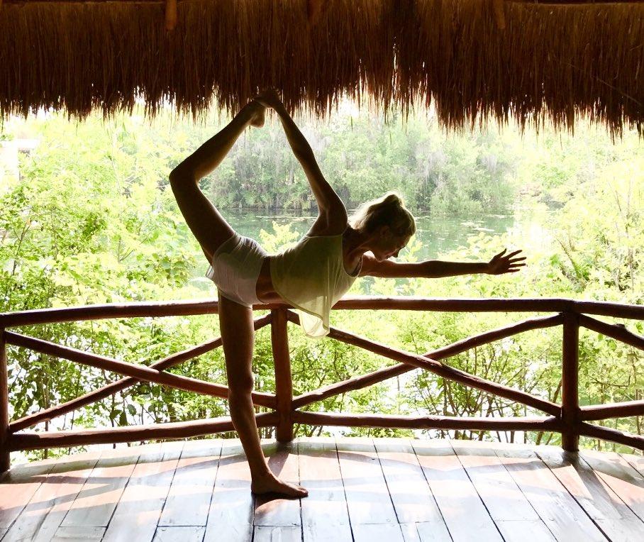 Happy International Yoga Day 🧘♀️
