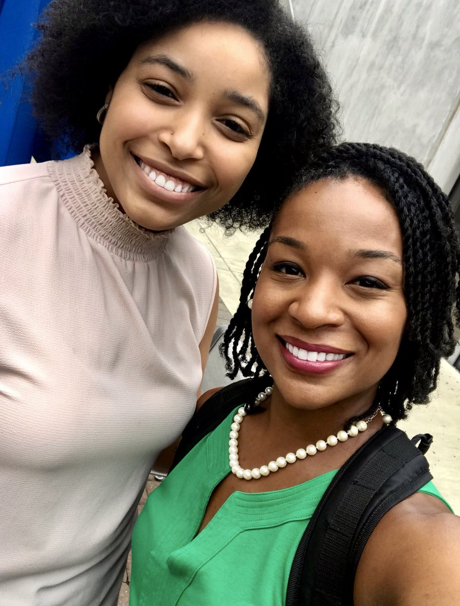 She told me she's excited about her future. That makes two of us. #NationalSelfieDay #Mentee #FutureReporter<br>http://pic.twitter.com/71ejL3AEdX &ndash; à WRAL TV