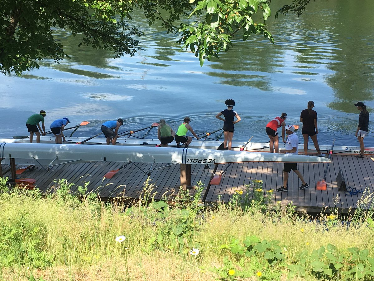 Psyched seeing my kid in a shell for the first time! Great job @beaverwrowing &amp; @beavermrowing for getting this jr. camp going! #GoBeavs<br>http://pic.twitter.com/CAQ7ivegal