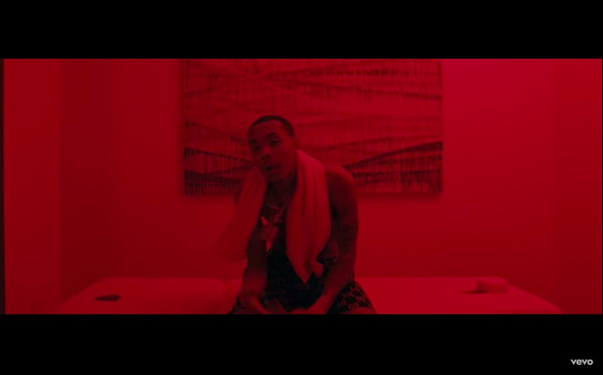 """.@gherbo taps into his alter-ego """"Swervo' in new video at.vibe.com/xNQq0p"""