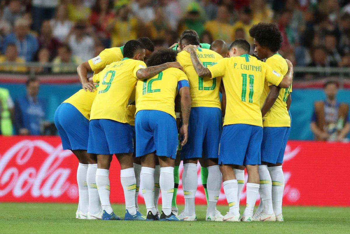 🇧🇷 Alisson sai jogando com Marcelo 🇧🇷 Marcelo encontra Casemiro 🇧🇷 Casemiro dá o passe para Coutinho 🇧🇷 Coutinho lança Fágner, que Cruza na cabeça de Neymar 🇧🇷 GOOOOOOOOOOOOOOOOOOOOOOOOOOOOOOOOOOOOOOOOOOOOOOOOOOOOOOOL DO BRASIL. NEYMAR!  RT pra quem acredita!
