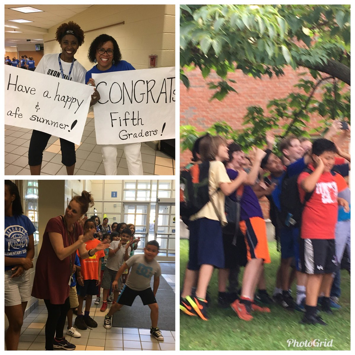 End of another fabulous Barcroft year. We clapped out our rising 6th graders and were surprised by their tears. I guess they will miss us. ⁦<a target='_blank' href='http://twitter.com/APSVirginia'>@APSVirginia</a>⁩ ⁦<a target='_blank' href='http://twitter.com/BiBaChat'>@BiBaChat</a>⁩ ⁦<a target='_blank' href='http://twitter.com/teachnpe'>@teachnpe</a>⁩ ⁦<a target='_blank' href='http://twitter.com/ddcoggins'>@ddcoggins</a>⁩ ⁦<a target='_blank' href='http://twitter.com/MsBouton'>@MsBouton</a>⁩ ⁦<a target='_blank' href='http://twitter.com/KiaKinsler'>@KiaKinsler</a>⁩ <a target='_blank' href='https://t.co/17NtC7dyEP'>https://t.co/17NtC7dyEP</a>