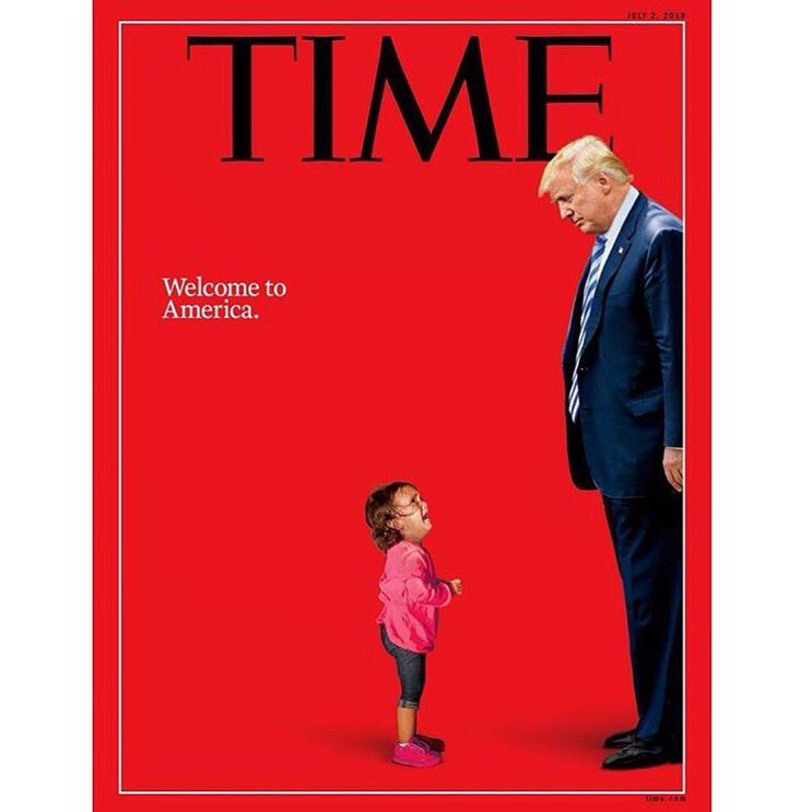 The only comfort... The World will never forget. #TrumpCamps #karma