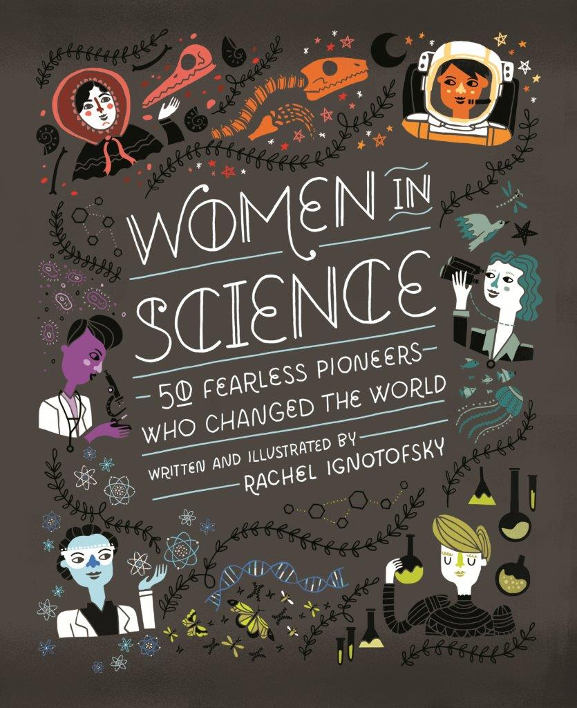 Women in Science - highlights the contributions of 50 trailblazing women in #STEM fields, from both the ancient &amp; modern worlds  http:// ow.ly/hbjf30ky0r5  &nbsp;    #YoungSciBooks<br>http://pic.twitter.com/X8kvsJRYif