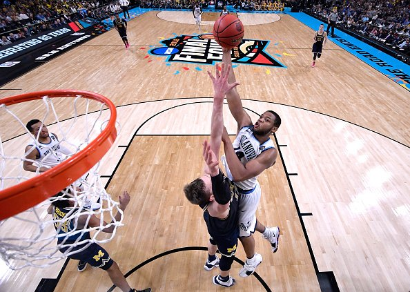 With the 30th and final pick of the first round, the Hawks select Omari Spellman out of Villanova - another shooter == 43% from 3-point land