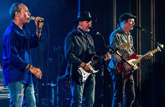 Eaglemania performs all of the hits of the Eagles, as well as Don Henley, Glen Frey, and Joe Walsh's solo albums! See em on 7/7: buff.ly/2HZ2vgR