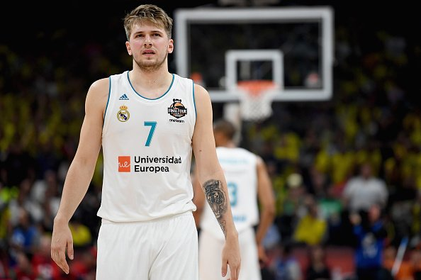 With the #3 overall pick in the NBA draft.. @ATLHawks go with Luka Doncic......... but will they hold on to the player many believe is THE best player in the draft