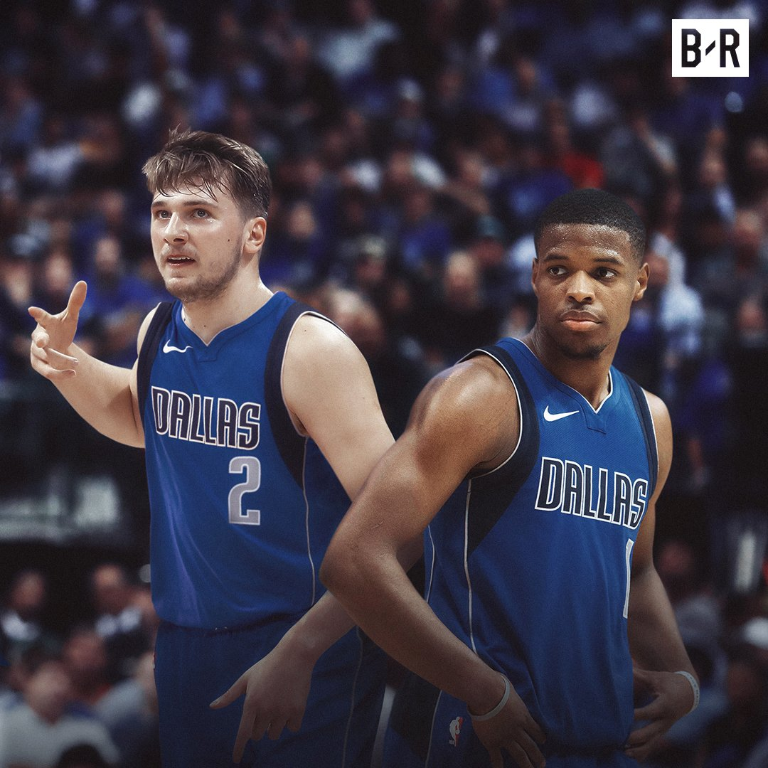 Luka Doncic is selected at No. 3 and will be traded to the Dallas Mavericks!
