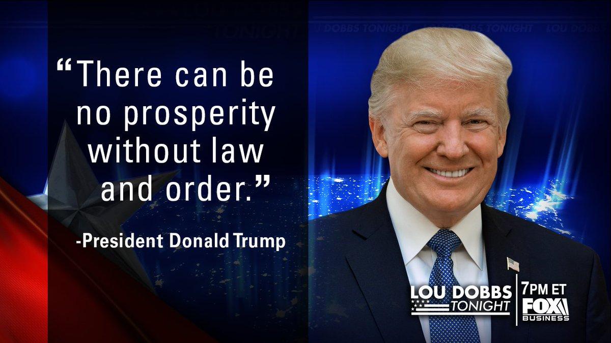 Tonight's #QuoteOfTheDay is from our President @realDonaldTrump. #MAGA #TrumpTrain #Dobbs